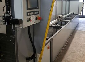 Delivery and commissioning of a plasma cutting machine at Starlinger GmbH