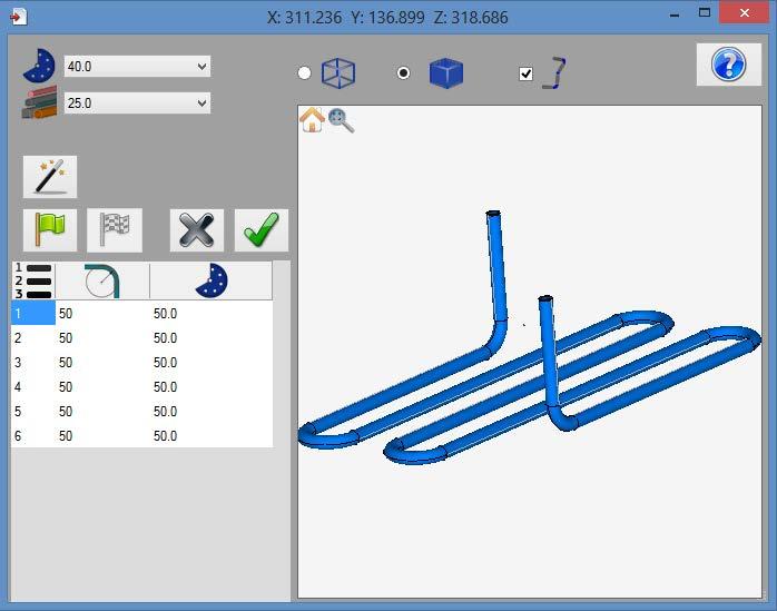 Bending software